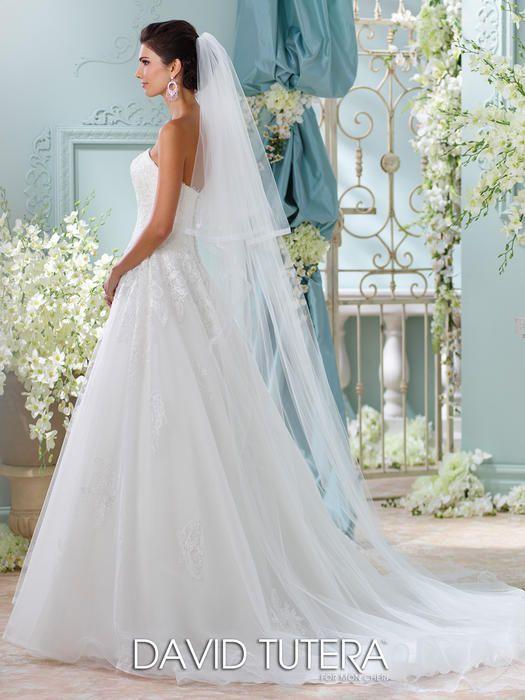 New David Tutera for Mon Cheri Bridal at Estelle us Dressy Dresses in Farmingdale NY wedding