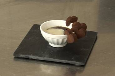Sablés de Noël au cacao expliquée par nos chefs