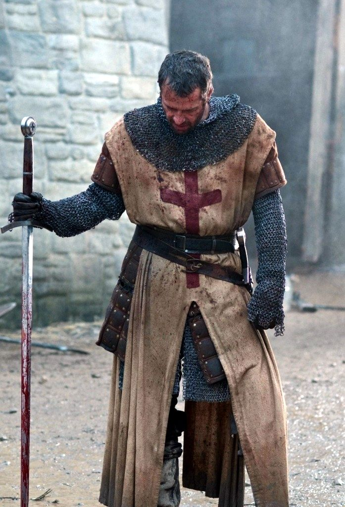 knight templar from the movie Ironclad