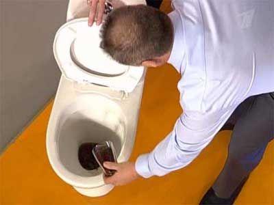 Мочевой камень в унитазе – 7 способов удаления >> Ванная плюс