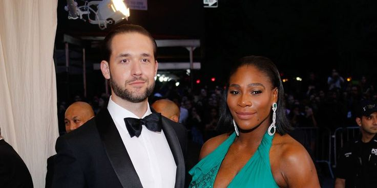 She's A Wife! Serena Williams Marries Alexis Ohanian In Star-Studded Ceremony - OK Magazine