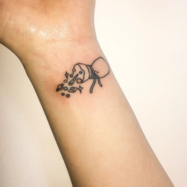 1000+ Ideas About Small Wrist Tattoos On Pinterest