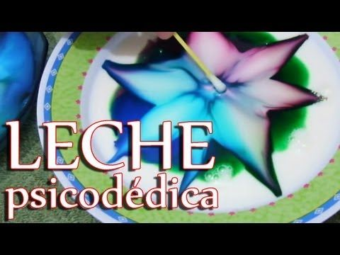 Leche psicodélica - YouTube