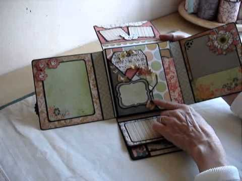 this video shows a finished box album; tutorial here: https://www.youtube.com/watch?v=MwN7UL4aKo0