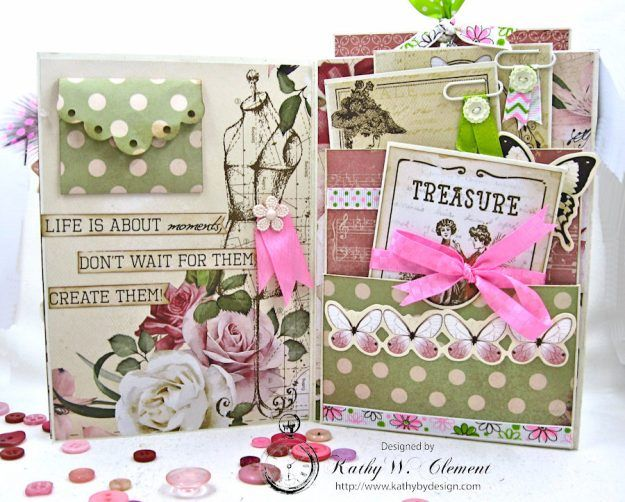 Pink, Green and a Promise of Spring! - Kathy by Design