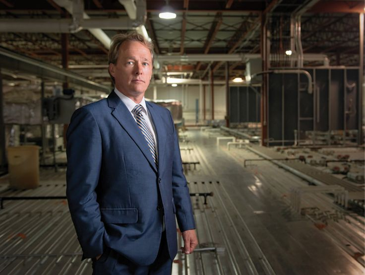 How Bruce Linton and Canadian cannabis giant Canopy Growth Corp., parent company of Tweed, built the world's largest cannabis business.
