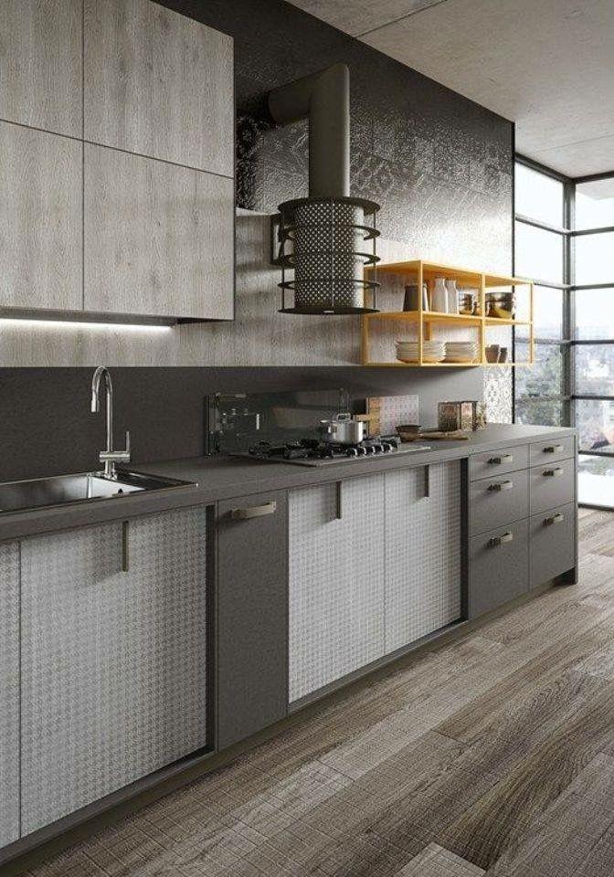 Innenarchitektur offene küche  86 besten Cocinas Bilder auf Pinterest | Moderne küchen ...