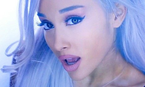 To recreate Ariana's look in her music video, FOCUS… http://kcc.la/ariana-grande-hair-and-makeup-tutorial/