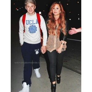 Niall and Demi