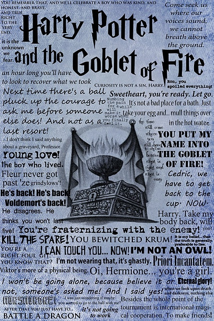 HP & the Goblet of Fire
