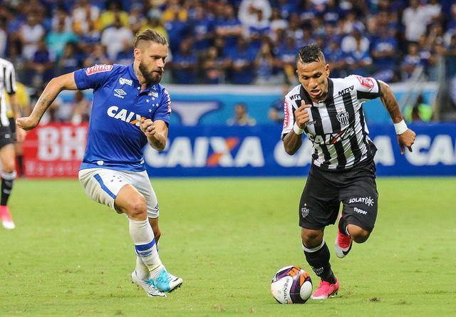 #News  Atlético consegue segurar o Cruzeiro no primeiro jogo e joga pelo empate no próximo domingo