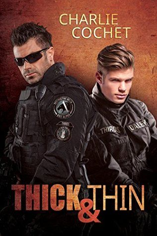 Ultra Meital Reviews: Thick & Thin (THIRDS #8) [Dex & Sloane] by Charlie Cochet ~~~ ★ ★ ★ ★ ★ ~~~ #UltraReviews, #Review, #THIRDS, #CharlieCochet