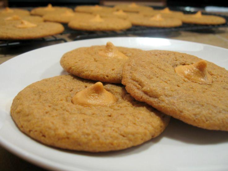 pumpkin spice blossoms | cookies | Pinterest