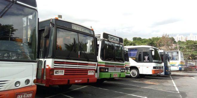 Detran-AM – Operação Lei Seca e apreenção dez ônibus irregulares em Manaus