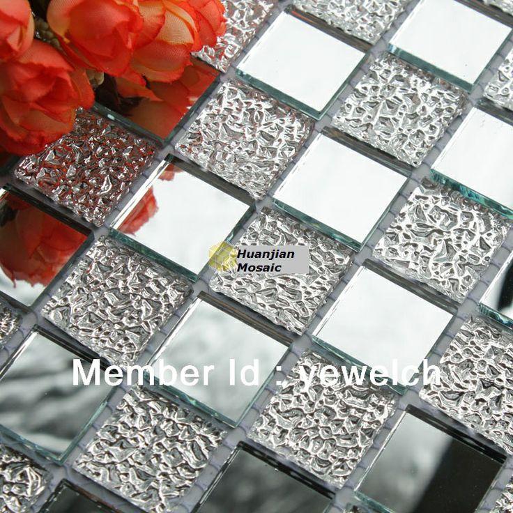 Le 25 migliori idee su piastrelle specchiate su pinterest - Piastrelle tipo mosaico ...