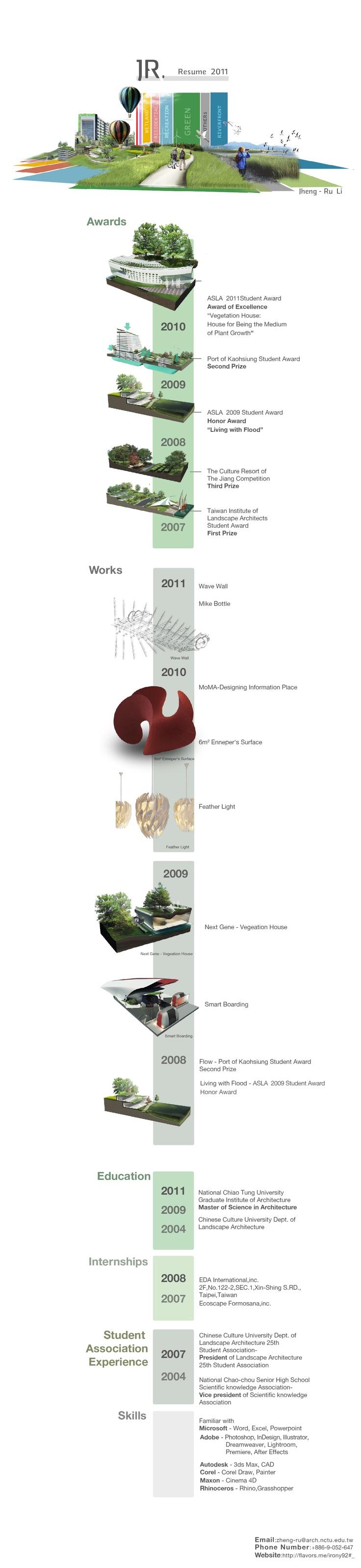 resume Resume Landscape Architect 44 best portfolio images on pinterest resume 2011 landscape architectureresume curriculuminfographicscareerlayouteditorialarchitectureportfolio