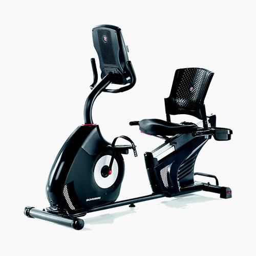 A recumbent bike, you can burn hundreds of calories per hour. You may feel as if you were just taking a stroll in the park..... https://garagegymplanner.com/best-recumbent-bike-reviews/