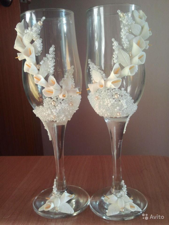Услуги - Продам свадебные бокалы в Новосибирской области предложение и поиск услуг на Avito — Объявления на сайте Avito