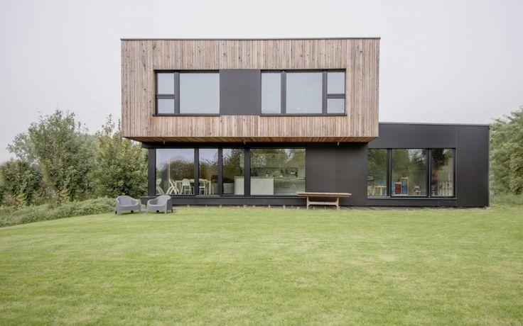 27 best Maison écolo images on Pinterest Sustainability, Passive - maison classe energie d