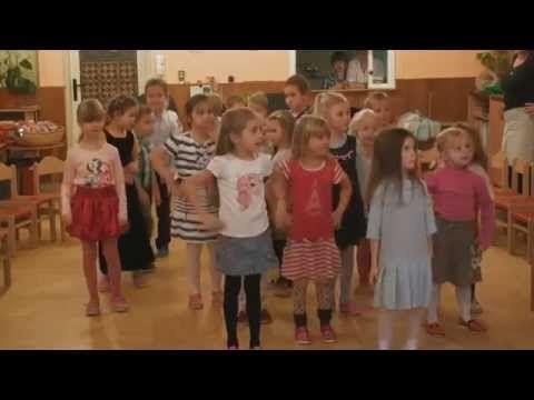 ▶ Mateřská škola Růženka - Vánoční besídka 2014 - Žabičky - YouTube