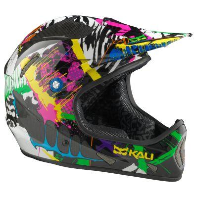 Cool Kali helmet! #kaliprotectives #flow #angelfiredup #afrdirt