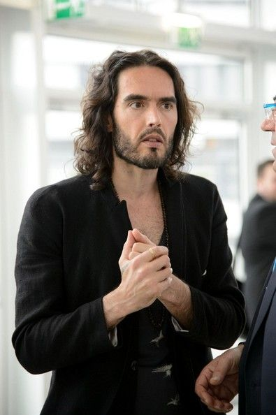 Russell Brand - Russell Brand at the UNODC 57th Commission