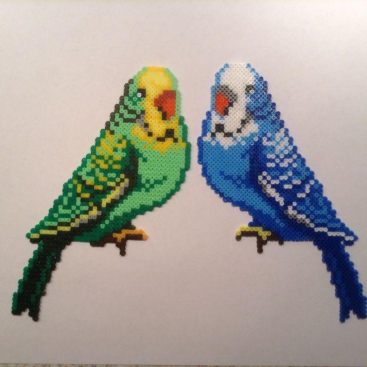 240 best hama beads cuadros famosos images on pinterest - Hama beads cuadros ...