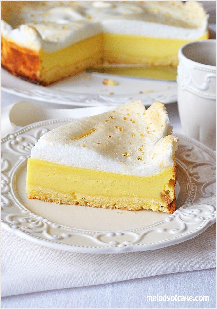 "meringue cheesecake ""gold dew"" - recipe"