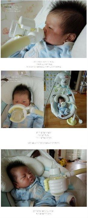MomFeed, un brazo mecánico para alimentar a tu bebé sin siquiera tocarlo | Amor Maternal