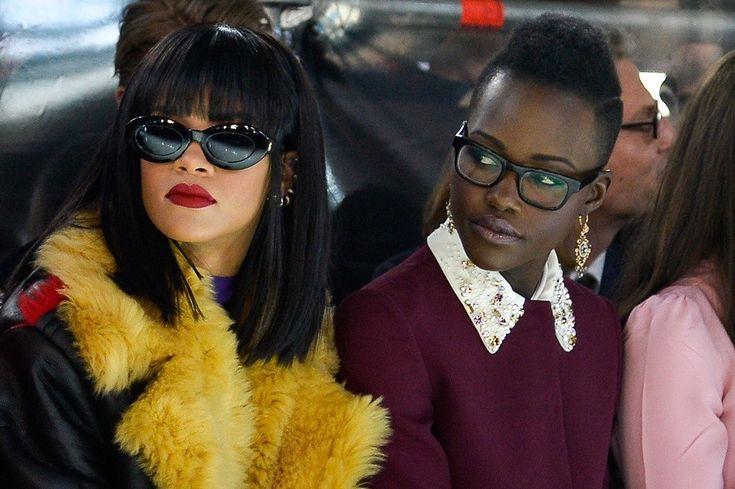Netflix anuncia una película basada en el famoso meme de Rihanna y Lupita Nyong'o