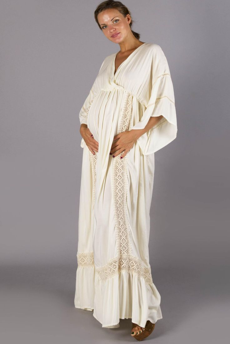 17 best images about wardrobe maternity on pinterest the wrap sunset road maternity maxi dress with crochet inserts ombrellifo Image collections