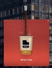 #2008 #GoldOBIE #OOH #McDonalds