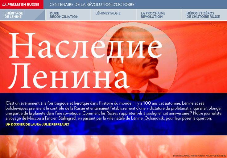 L'héritage de Lénine - La Presse+