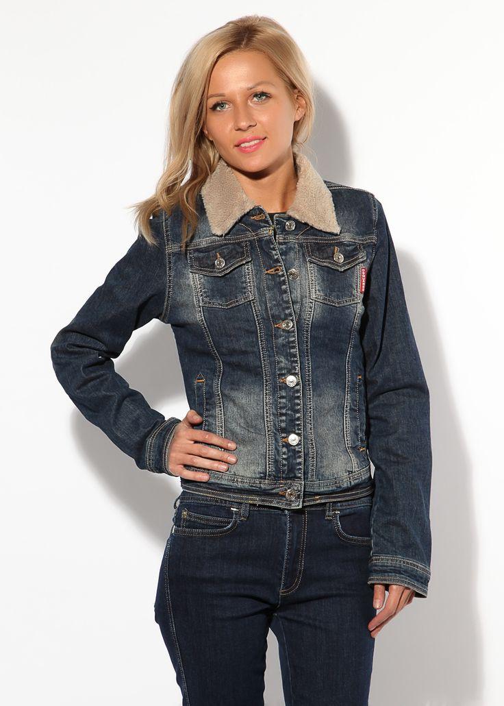 Джинсовая куртка Dsquared2 (103807) - Интернет-магазин Z95