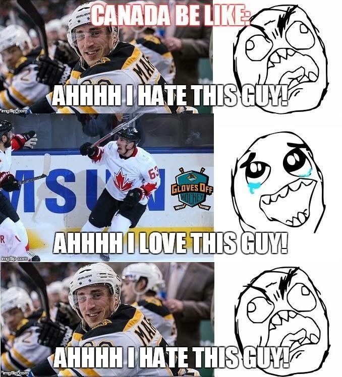 Funny hockey memes