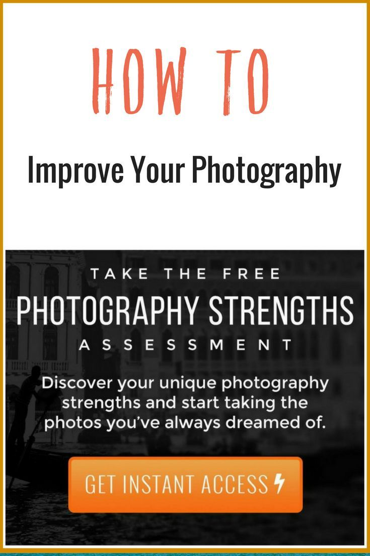 how to take better digital photos