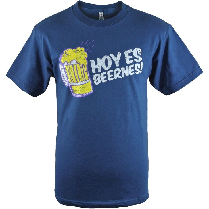 navy blue hoy es beerness shirt 2xl shirtbanc seal of approval nothing basic