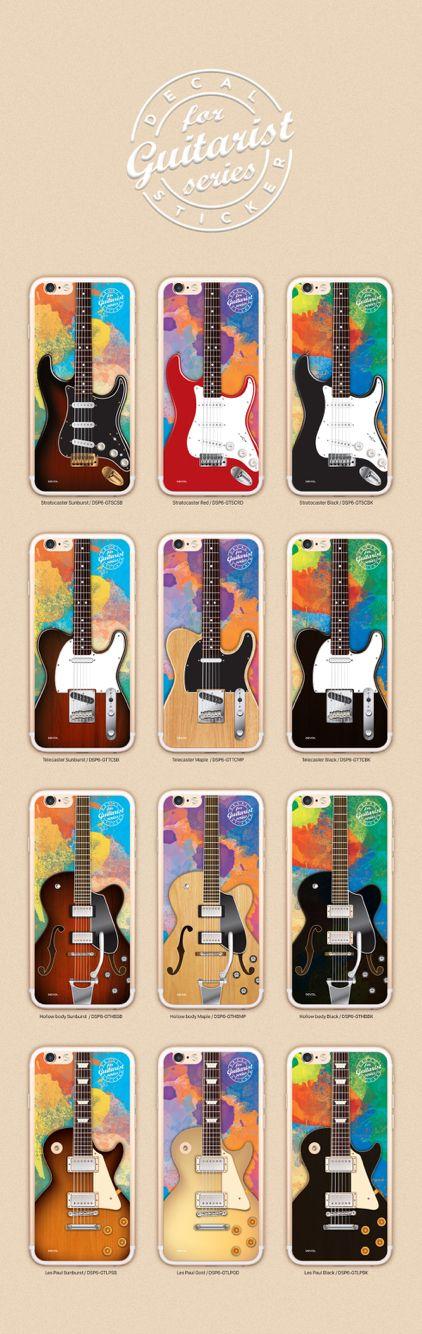 DEVOL DECAL STICKER / for iPhone 6s & 6s Plus www.devol.co.kr