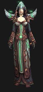 Regalia of Ternion Glory (Recolor) - Transmog Set - World of Warcraft