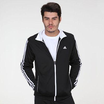 Compre já o seu Agasalho Adidas Entry Kn - Masculino, por R$ 199,90.