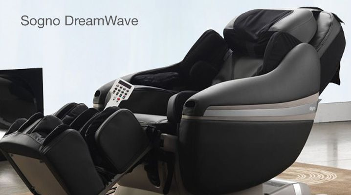 Best Thing At CES 2013: The Inada Massage Chair. I would never leave home
