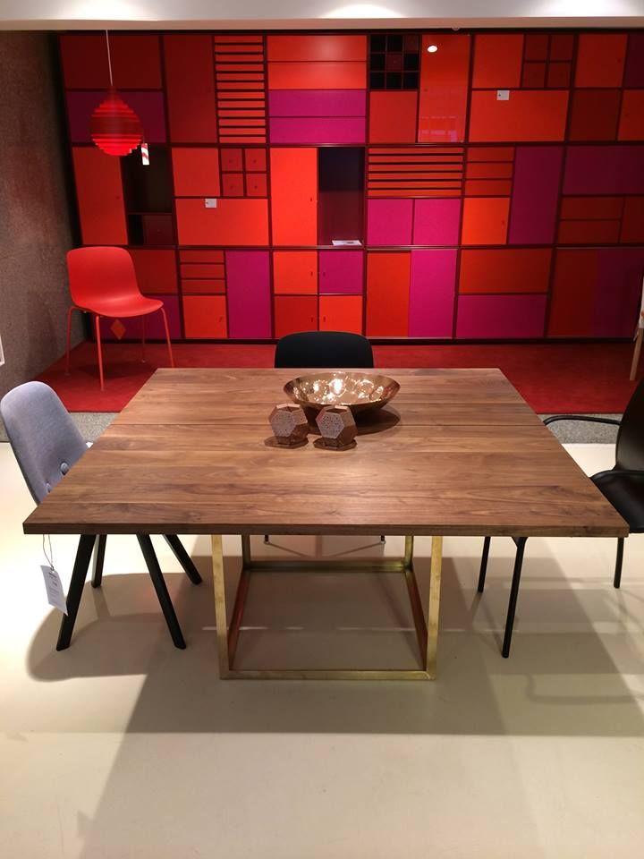 dk3 Jewel Table wide awake in Oslo (seen at Montana by Kiil).
