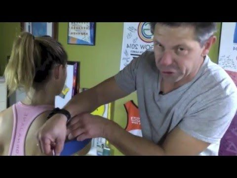 Taping Trigger Points - Infraspinatus – Niel Asher Healthcare