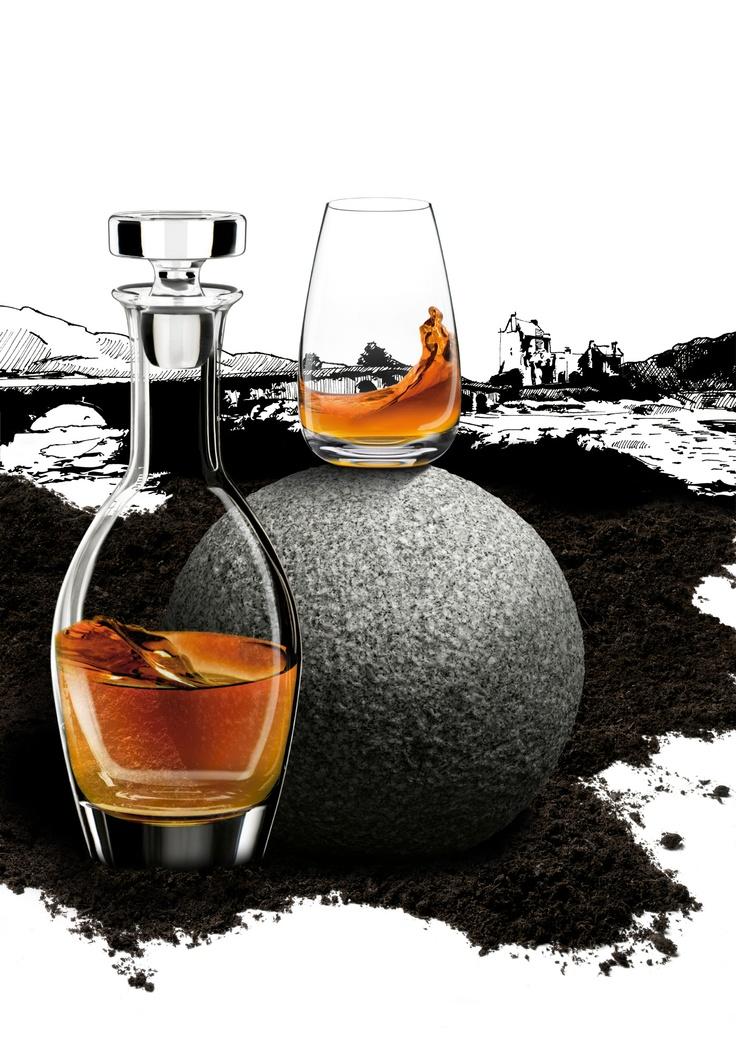 Scotch Whisky - pro evropský způsob pití tohoto ušlechtilého nápoje, při pokojové teplotě