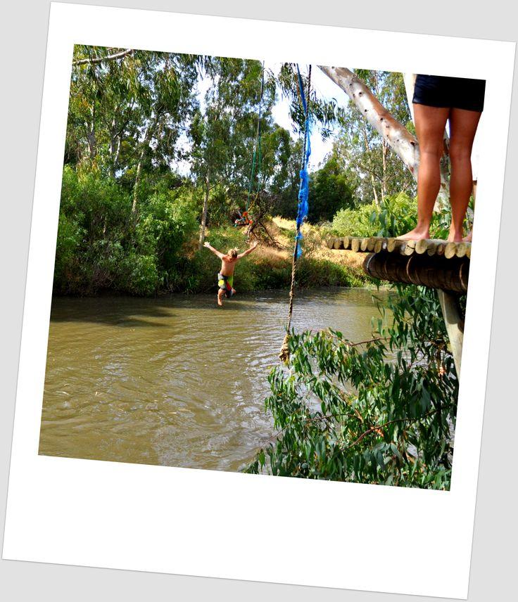 River Swing!