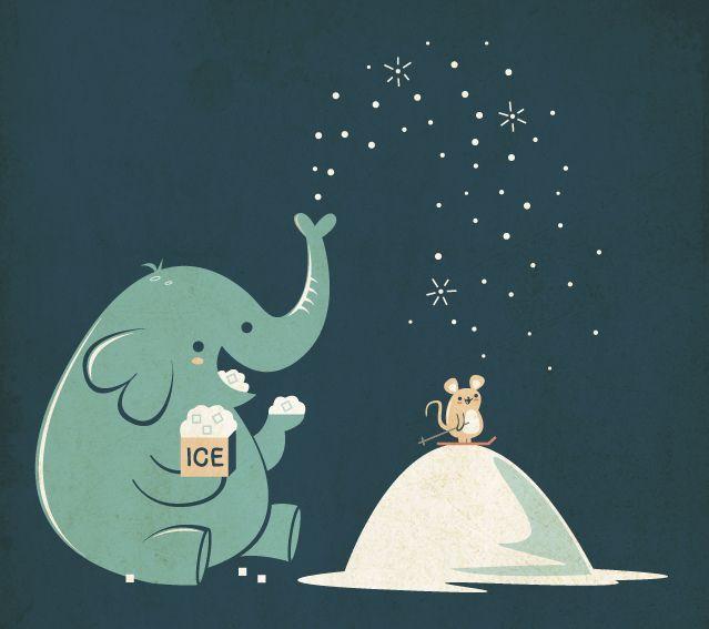 ¡Imprime ilustraciones así de lindas para el cuarto de tus pequeños sobre un lienzo! ¡¡Se ve padrísimo!! <3  --> www.insta-arte.com.mx