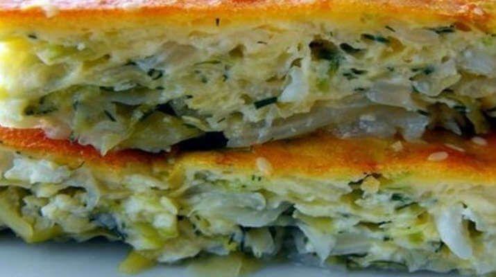Быстрый капустный пирог. Лучшие рецепты для вас на сайте «Люблю готовить»