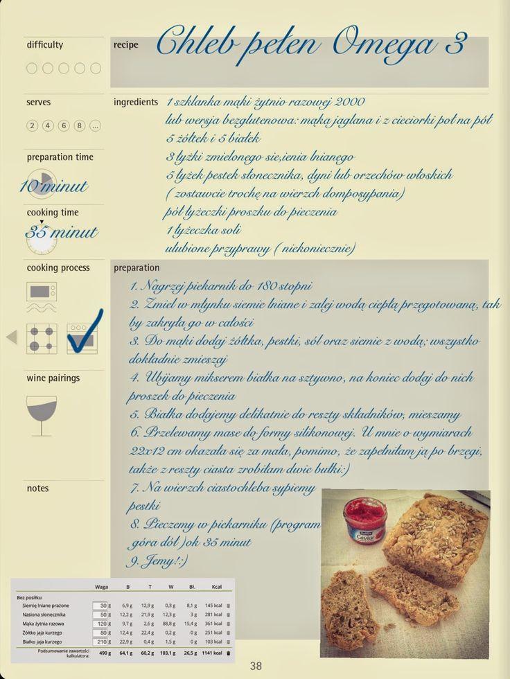 Bez użycia zakwasu i drożdży, może być w wersji bezglutenowej (mąka jaglana  + mąka z cieciorki) lub z mąki razowej żytniej 2000. Oba pyszne. Możemy dodać do niego płatki drożdżowe, pomidory suszone, orzechy lub, jak ja, w mojej wersji, pestki słonecznika i dyni.