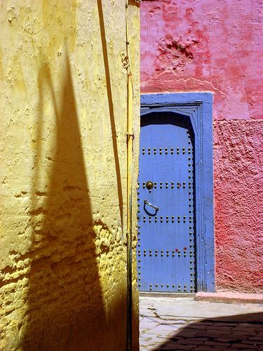 The #colors of #Morocco