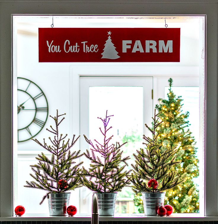 126 Best Decor SIGNS Of CHRISTMAS Images On Pinterest